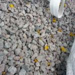 Schottischer Granit trocken