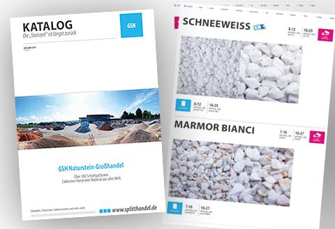 GSH - Neuer Katalog 2018